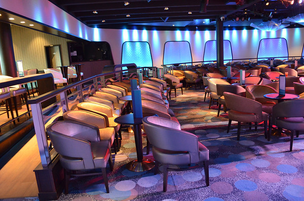 Fathoms Night Club on Disney Magic Cruise Ship